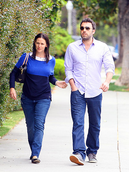 PARENTAL DUTY photo | Ben Affleck, Jennifer Garner