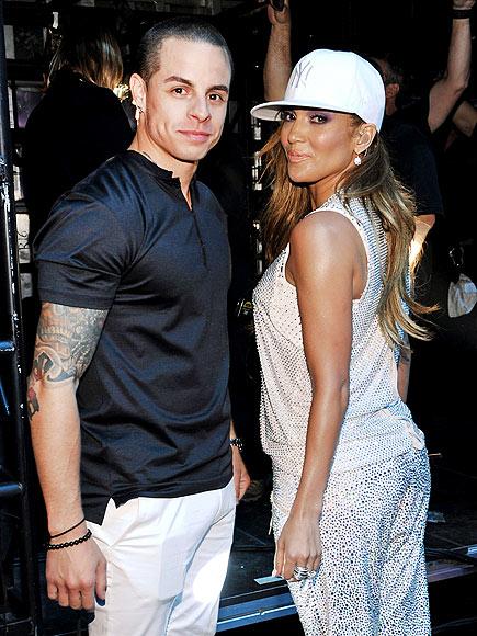 BACK ON THE BLOCK  photo | Casper Smart, Jennifer Lopez