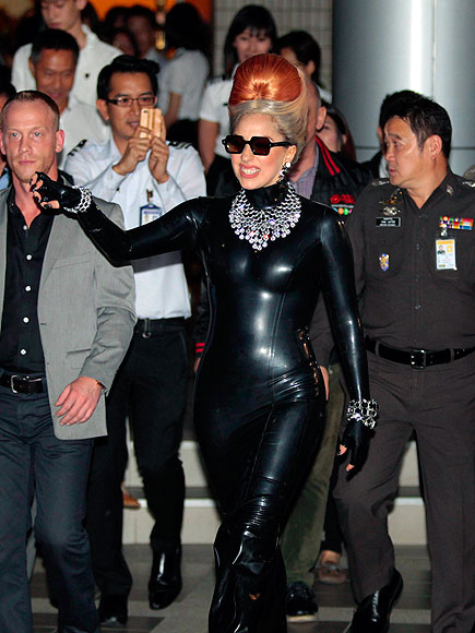 (CAT)SUIT YOURSELF! photo | Lady Gaga