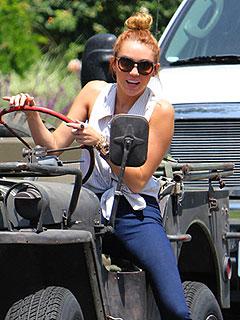 Miley's Hot Wheels | Miley Cyrus