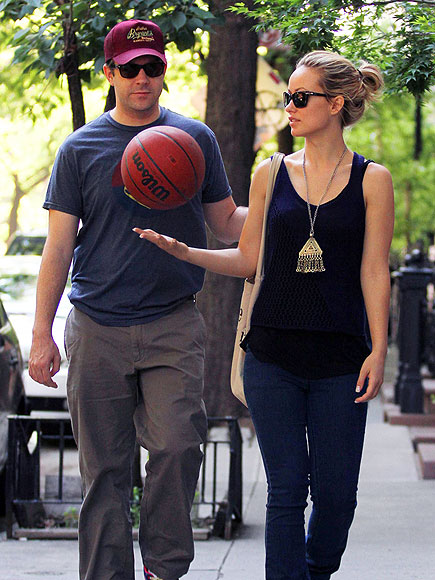ON THE REBOUND photo | Jason Sudeikis, Olivia Wilde