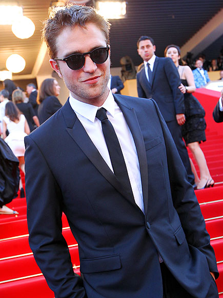 KEEPING HIS COOL
