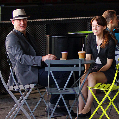 COFFEE TALK  photo | Rooney Mara