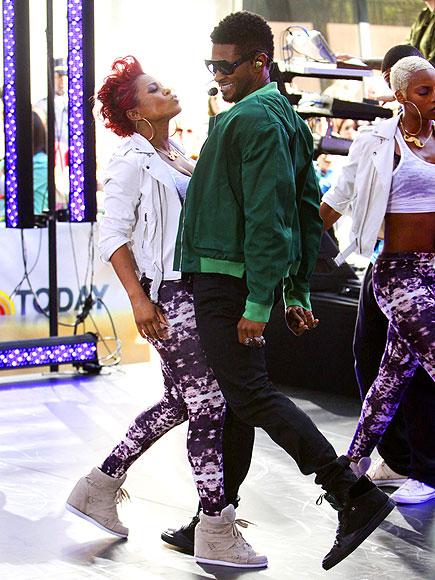 BUMP IT  photo | Usher