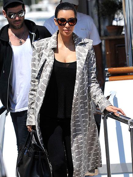 CRUISE CONTROL photo | Kim Kardashian