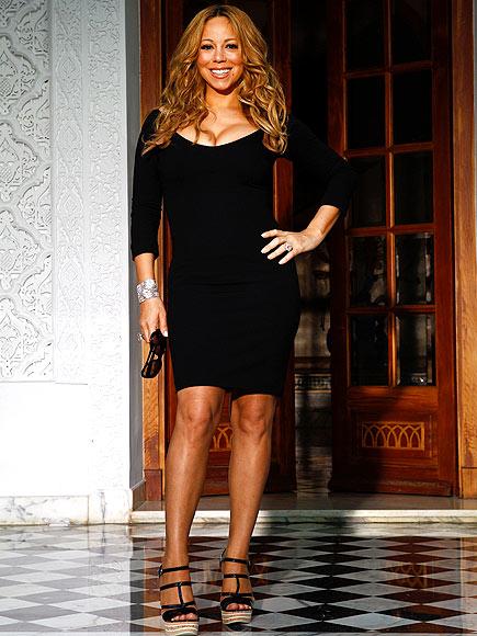 POSED TO PERFECTION photo | Mariah Carey