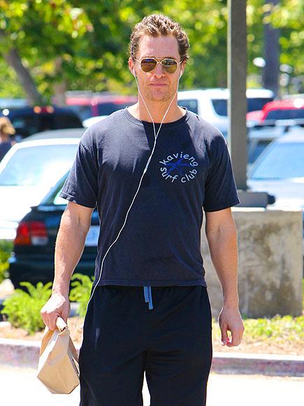 TUNED IN  photo | Matthew McConaughey