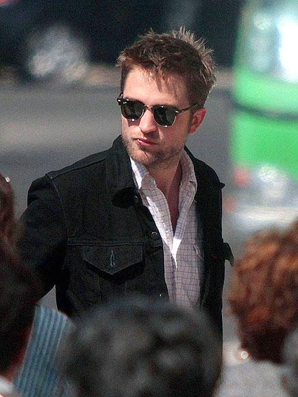 THE TOURIST  photo | Robert Pattinson