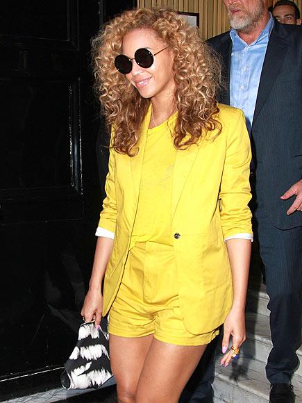 MELLOW YELLOW  photo | Beyonce Knowles