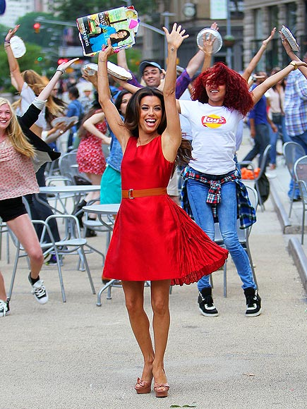DANCE FEVER photo | Eva Longoria
