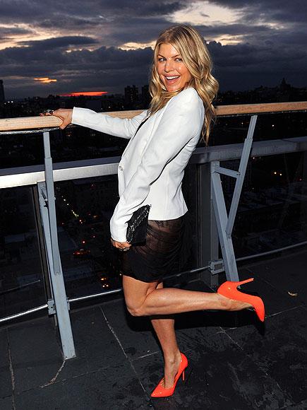 EYES ON THE SKIES  photo | Fergie