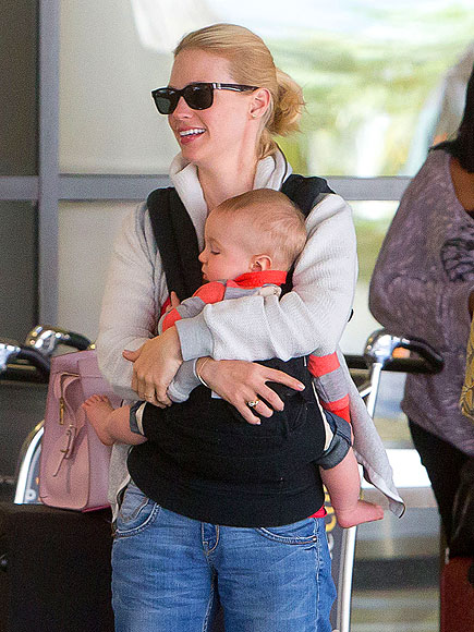 BABY'S DAY OUT  photo | January Jones