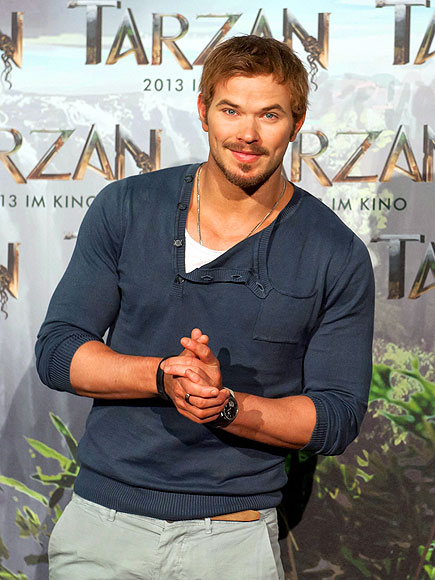 WELCOME TO THE JUNGLE  photo | Kellan Lutz