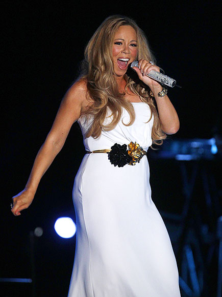 SOLID GOLD photo | Mariah Carey