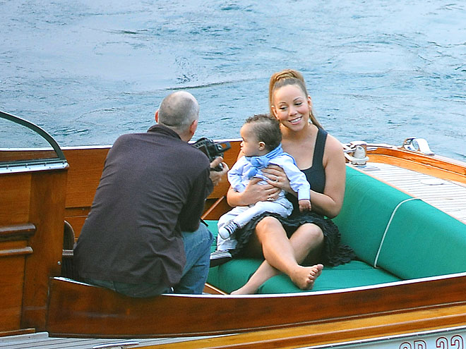 THE LOVE BOAT photo | Mariah Carey