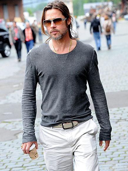 THE TOURIST  photo | Brad Pitt