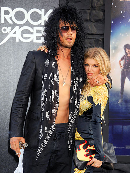 'ROCK' THIS WAY photo | Fergie, Josh Duhamel
