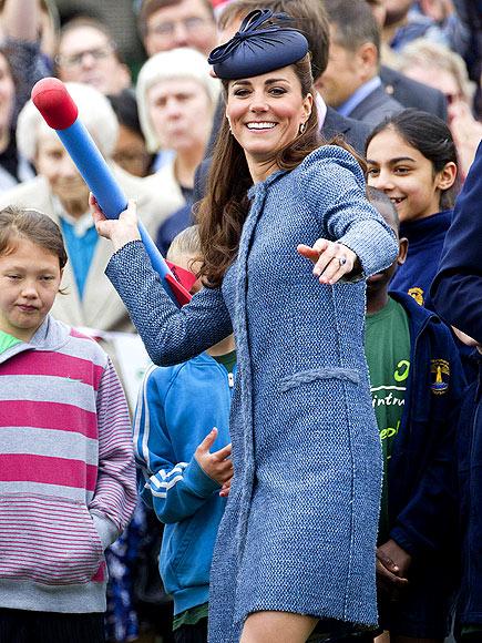 TARGET PRACTICE photo | Kate Middleton