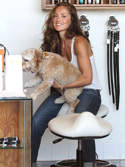 LAP DOG  photo | Minka Kelly