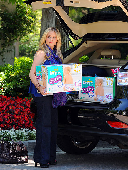 DIAPER DUTY