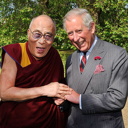 HELLO, DALAI