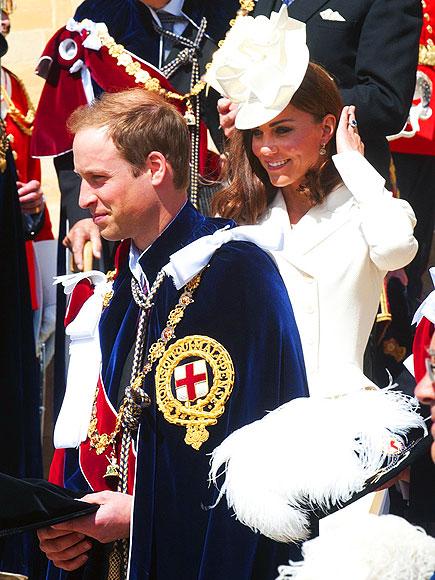 ROBE CHECK  photo | Prince William