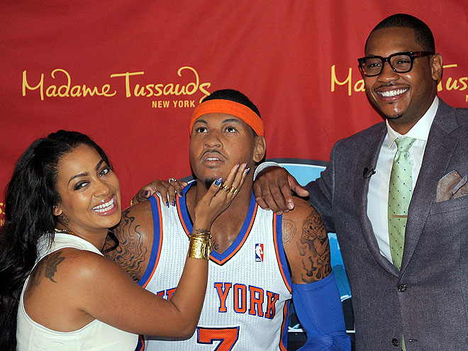 THE REAL THING  photo | Carmelo Anthony