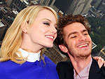 Best Star Tracks of 2012 | Andrew Garfield, Emma Stone
