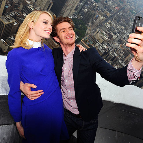 TOP OF THE WORLD!