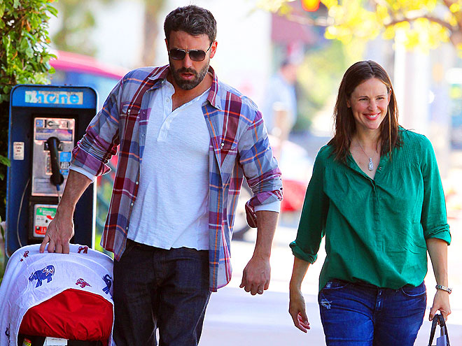 BABY'S DAY OUT photo | Ben Affleck, Jennifer Garner