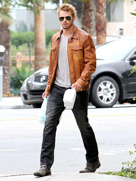 LEATHER BOUND photo | Kellan Lutz