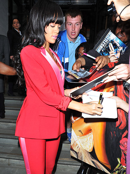 LET IT BE WRITTEN photo | Rihanna