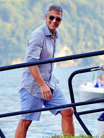 SUMMER LOVING photo | George Clooney