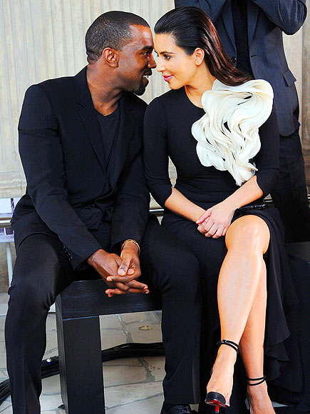 FASHION LOVERS photo | Kanye West, Kim Kardashian
