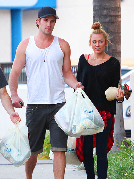 PENNY SAVER photo | Liam Hemsworth, Miley Cyrus