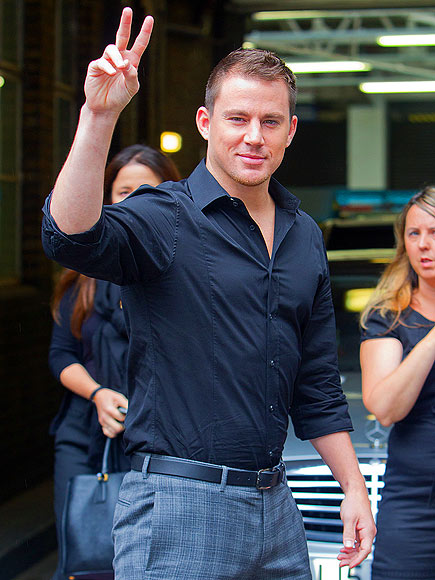GUEST OF HONOR photo | Channing Tatum