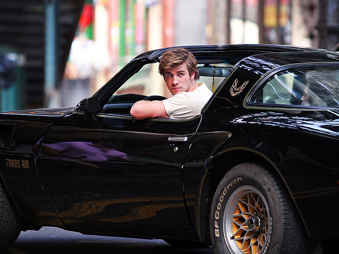 DRIVE BY photo | Liam Hemsworth