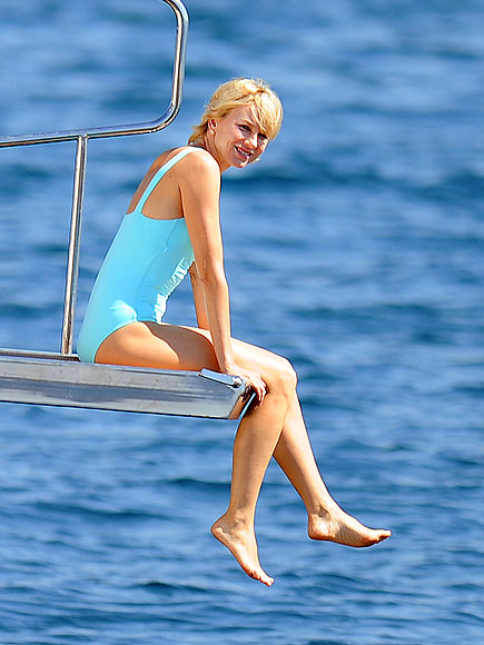 WALK THE PLANK photo | Naomi Watts