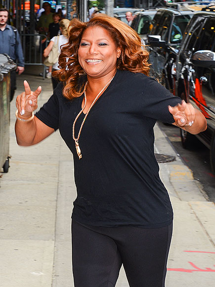 RUNNING START photo | Queen Latifah