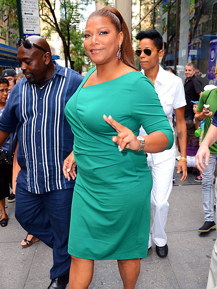 HIP TO BE GREEN photo | Queen Latifah