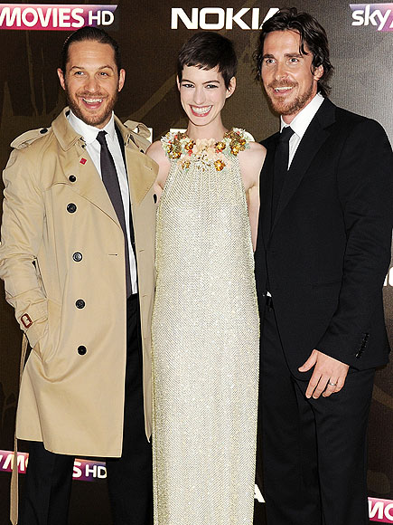 SHOW ME YOUR TEETH photo | Anne Hathaway, Christian Bale, Tom Hardy