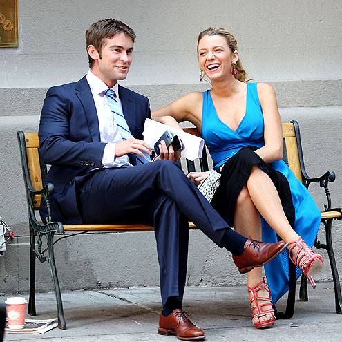THAT'S ENTERTAINMENT photo | Blake Lively, Chace Crawford