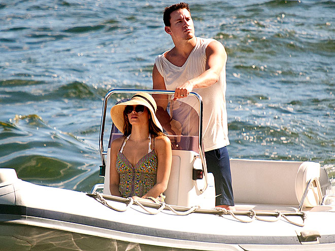 LOVE FOR SAIL photo | Channing Tatum, Jenna Dewan