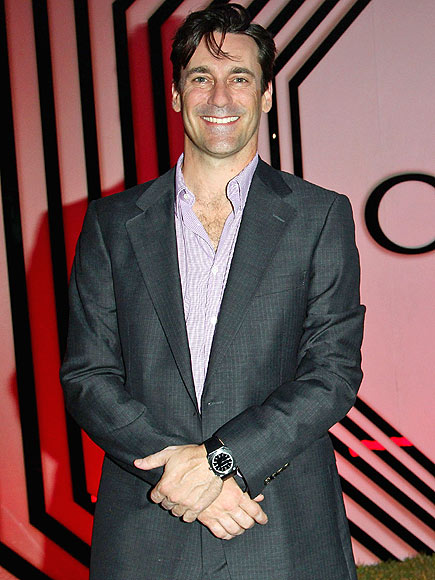 LIKE CLOCKWORK photo | Jon Hamm