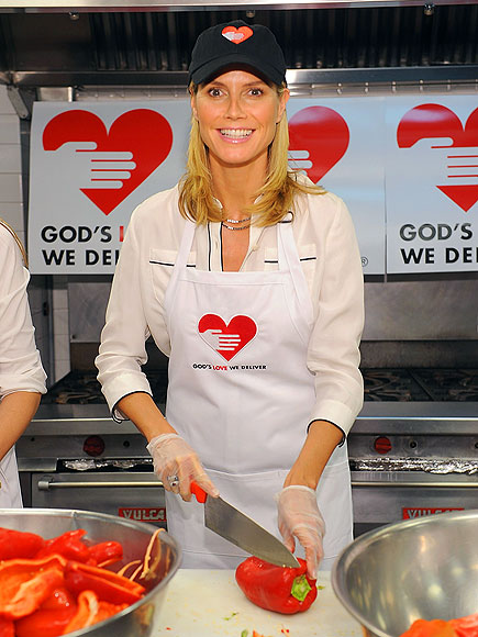 BELLE PEPPER photo | Heidi Klum