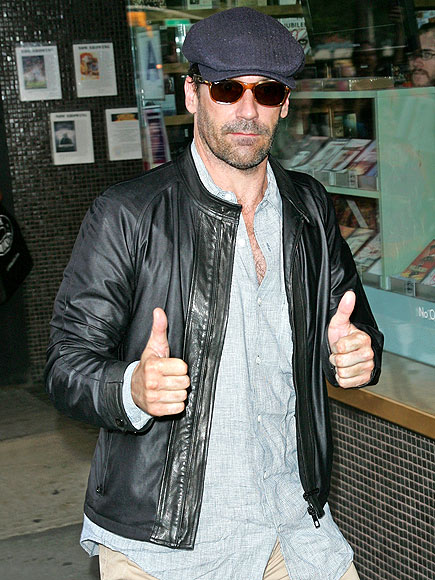 HANDY MAN photo | Jon Hamm