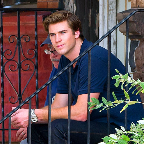 A STEP UP photo | Liam Hemsworth