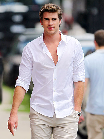 CLEAN CUT photo | Liam Hemsworth