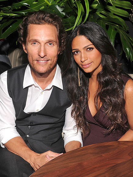LOVE SEAT photo | Camila Alves, Matthew McConaughey