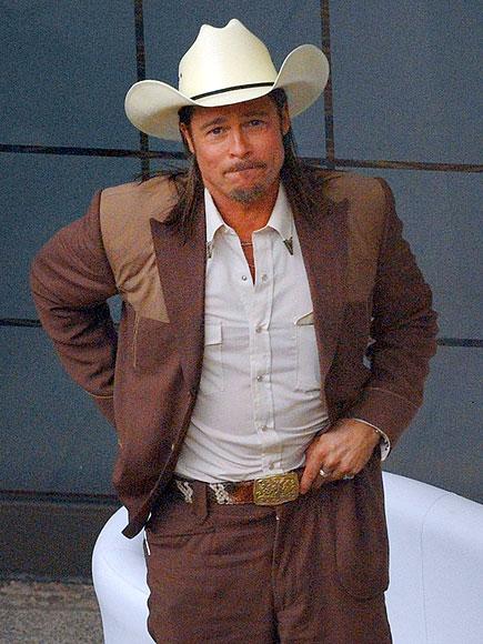 SOUTHERN COMFORT photo | Brad Pitt